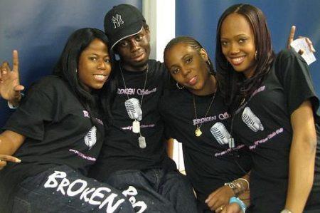 Broken Silence Charity team
