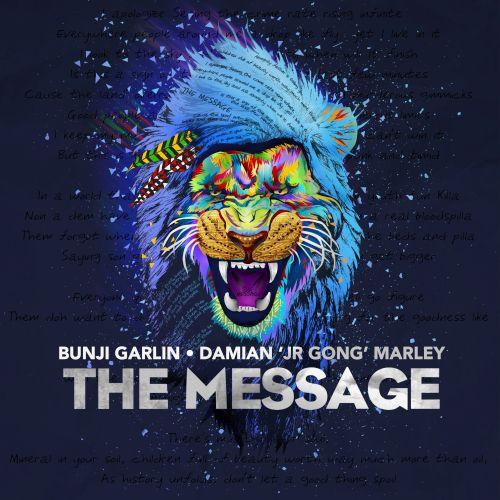 Bunji Garlin ft. Damian Marley: The Message