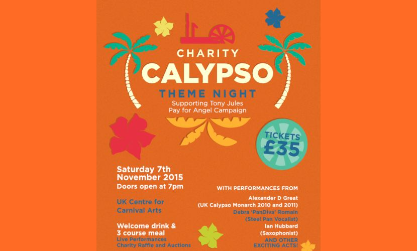 Charity Calypso Night
