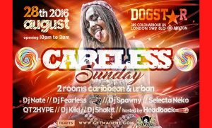 Careless Sunday 2016