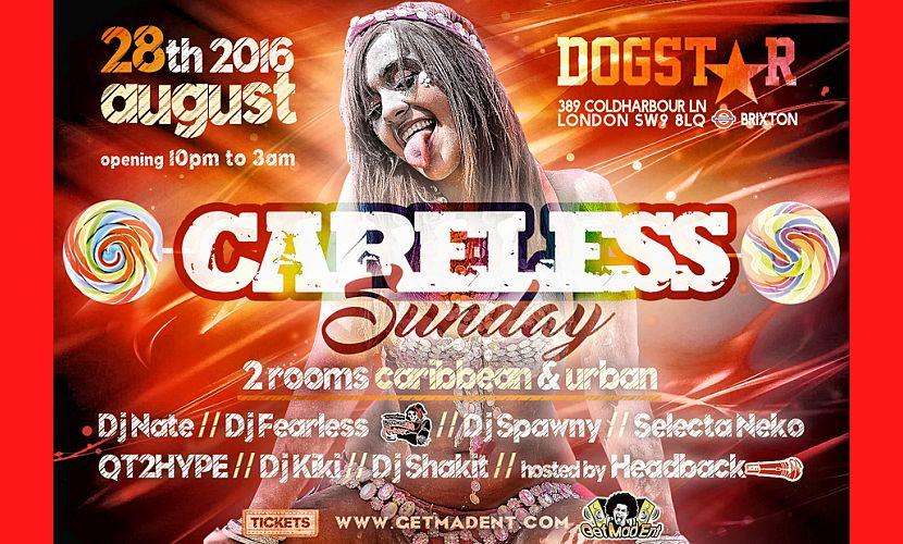 Careless Sunday 2016