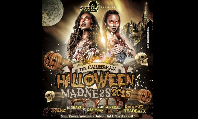Caribbean Halloween 2015