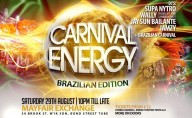 Carnival Energy Brazilian Edition 2015