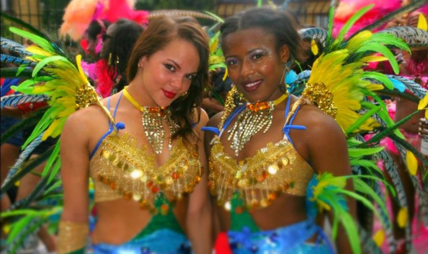 carnivals in the uk caribbean events