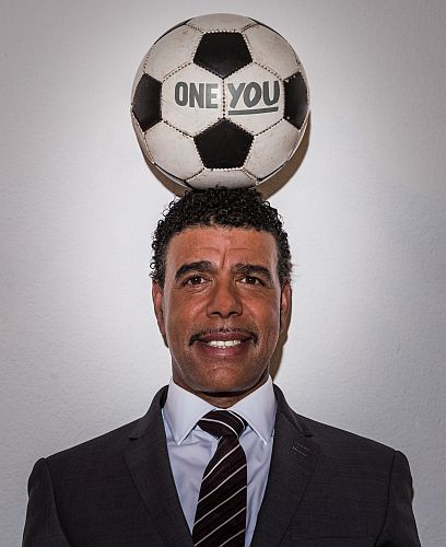 Chris Kamara One You Campaign