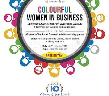 Colourful Women in Business