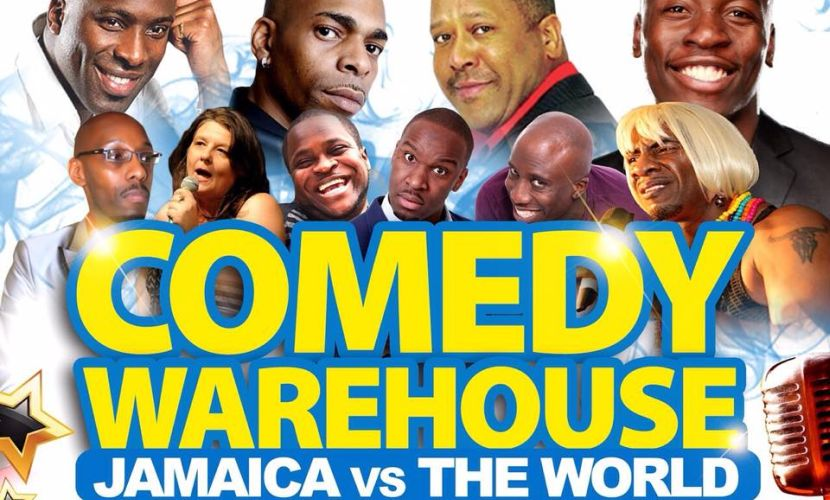 Comedy Warehouse Jamaica v World