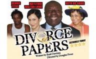 Divorce Papers Oliver Samuels Theatre