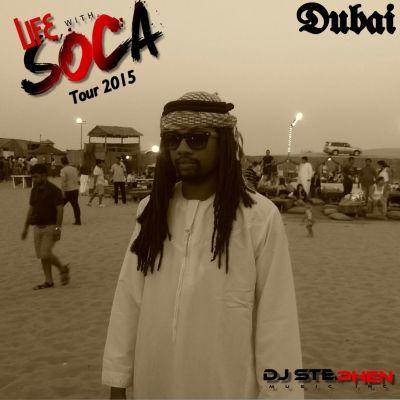 Dubai Life Soca Tour 2015