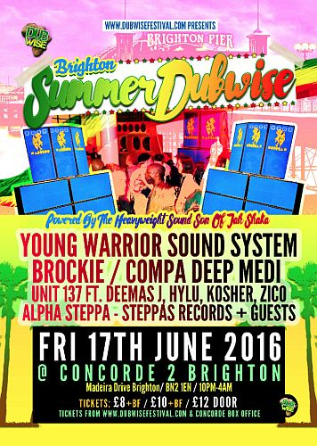 Dubwise Summer 2016