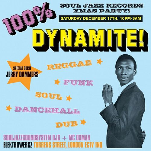 100% dynamite x mas party