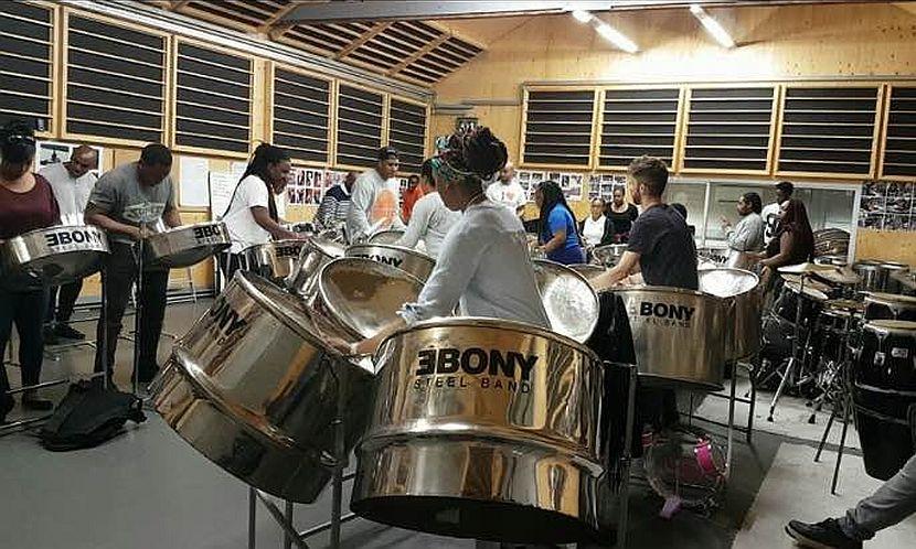 Ebony Steel Band