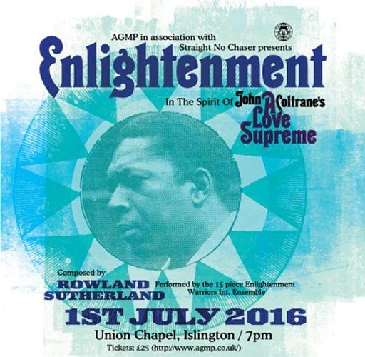 Enlightenment Live performance