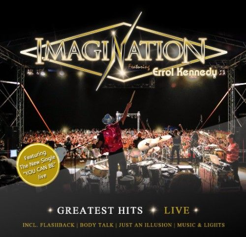Errol Kennedy Imagination Greatest Hits