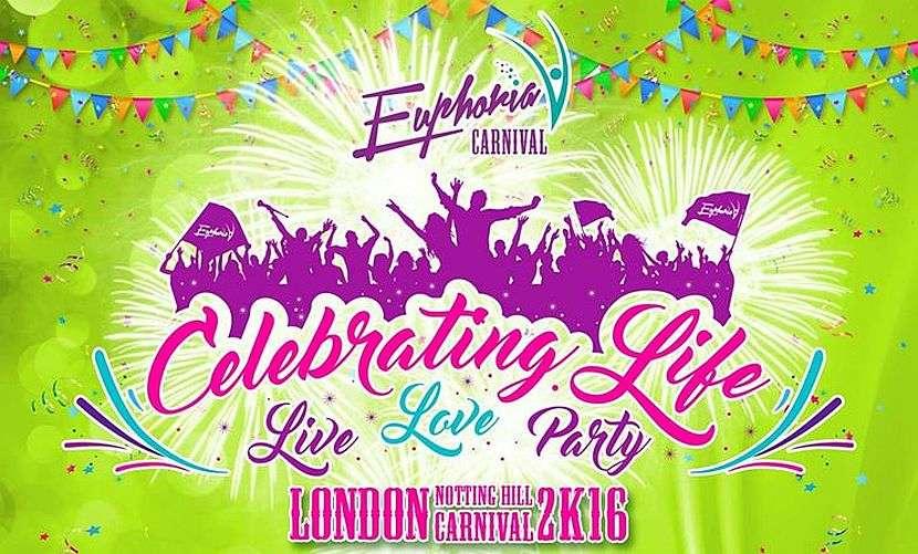 Euphoria Carnival Mas Band 2016