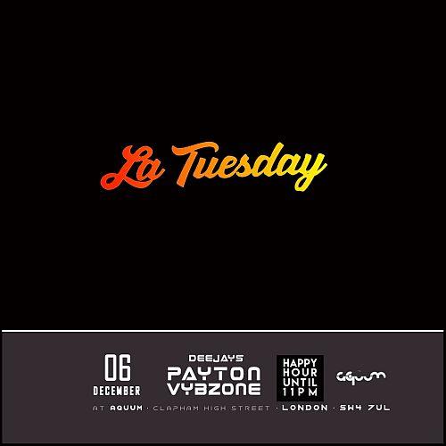 La Tuesday clubnight