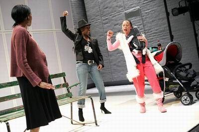 Fabulation Theatre production