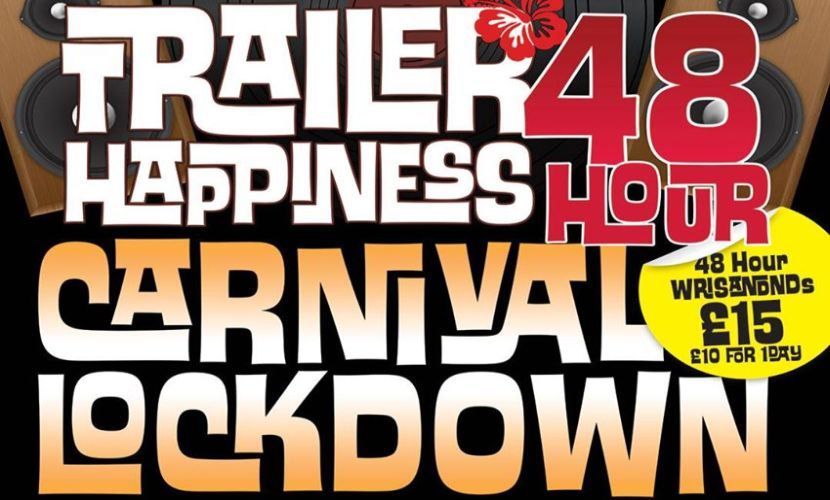 Trailer Happiness Carnival Lockdown