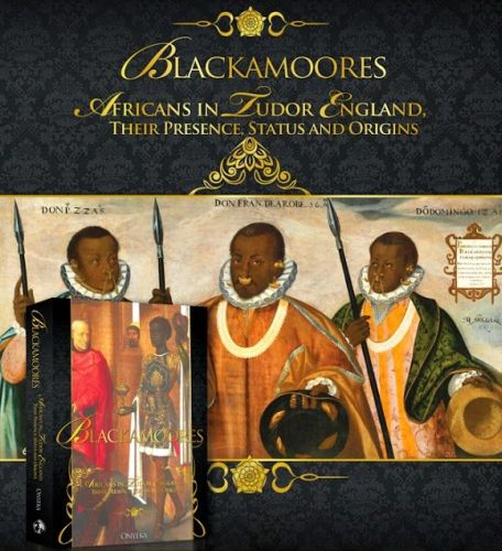 Blackamoores Book Tour 2014