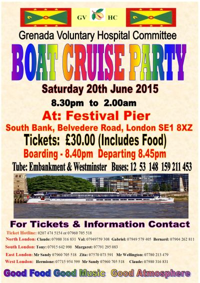 Boat Cruise Party 2015