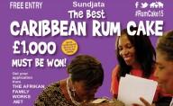 Caribbean Rum Cake Competition