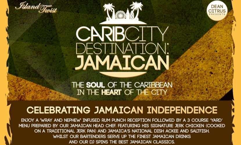 CaribCity Destination Jamaica