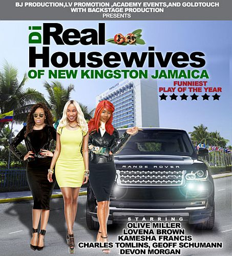 Di Real Housewives of New Kingston