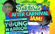 Dubwise After Carnival Jam 2015