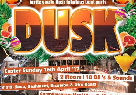 Dusk 2017 Boat Party