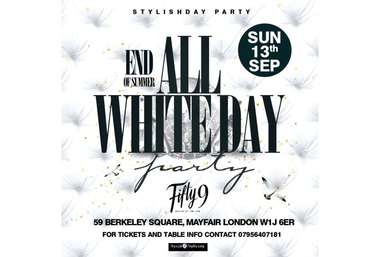 StylishDay end of Summer Party 2015