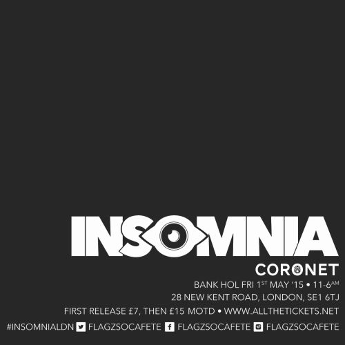 Insomnia May 2015