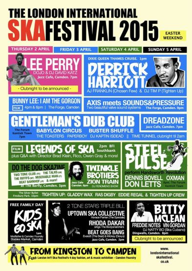 London Ska Festival 2015