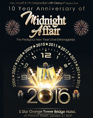 Midnight Affair 2016