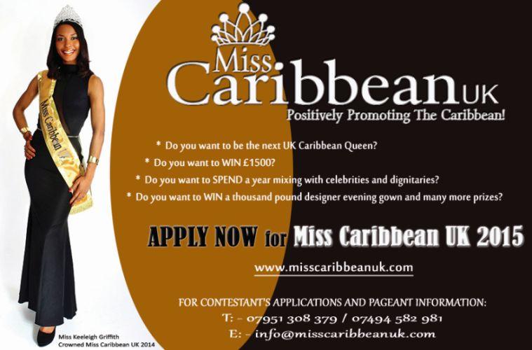 Miss Caribbean 2015