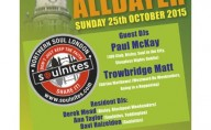 Northern Soul Alldayer 2015
