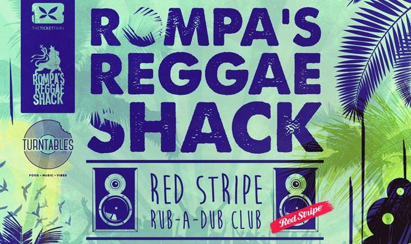 Rompas Reggae Shack 2015