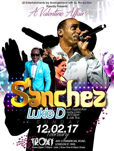 Sanchez Live