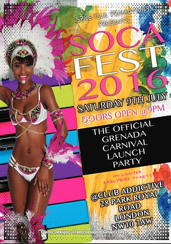 Soca Fest 2016