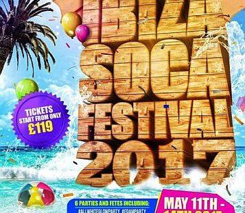 Soca Ibiza Fest 2017