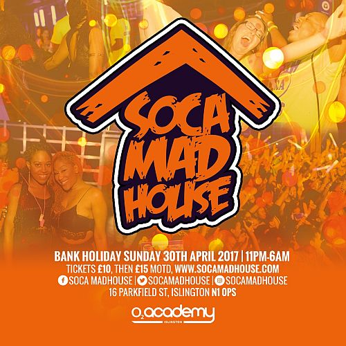 Soca Madhouse