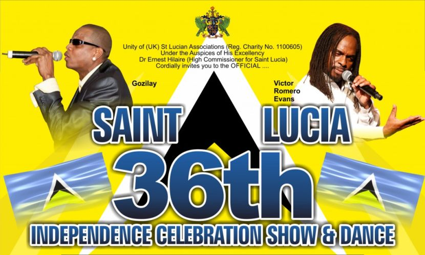 Saint Lucia Independence Celebration 2015