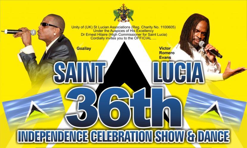 Saint Lucia Independence Celebration 2015