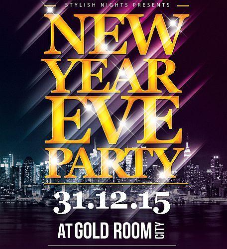 Stylish Nights NYE Party 2015