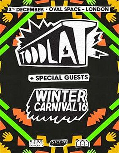 Toddla T's Winter Carnival