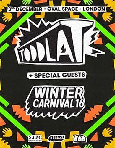 Toddla T's Winter Carnival