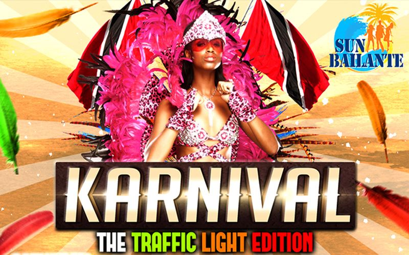 Trinidad Tobago Karnival- Party 2015