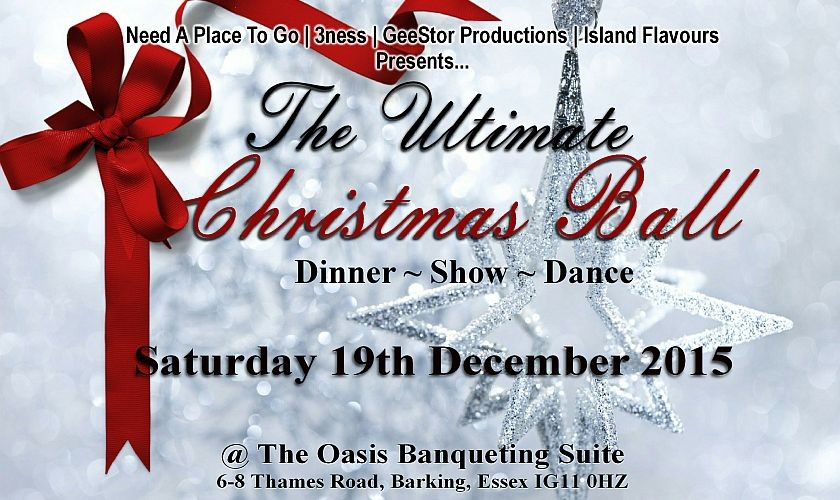 Ultimate Christmas Party 2015