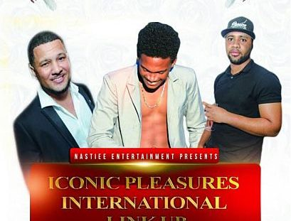 Iconic PLeasures International Link Up
