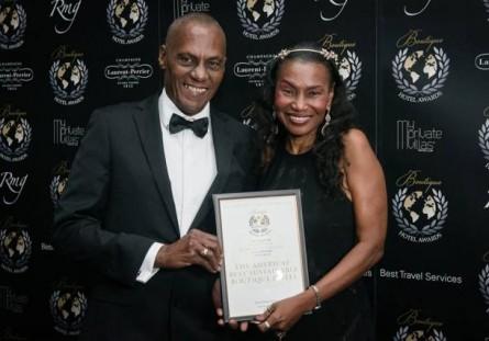 Fond Doux St Lucia Awarded