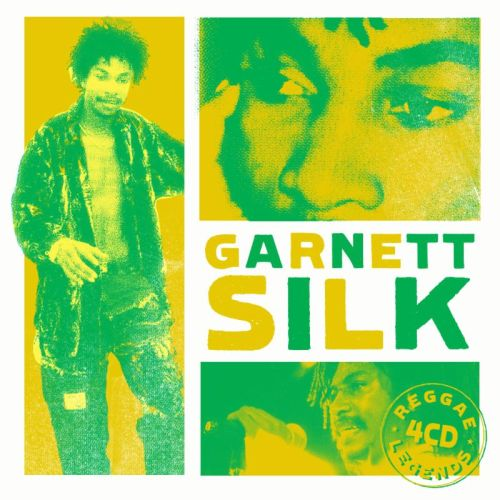 Garnet Silk Reggae Legends boxset cover